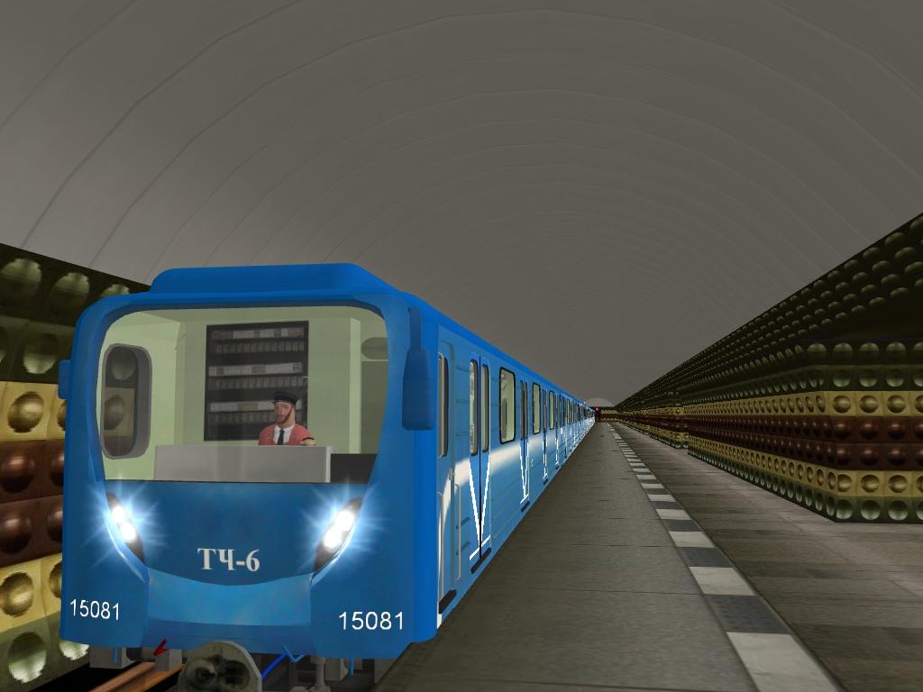 81 717 Для Trainz